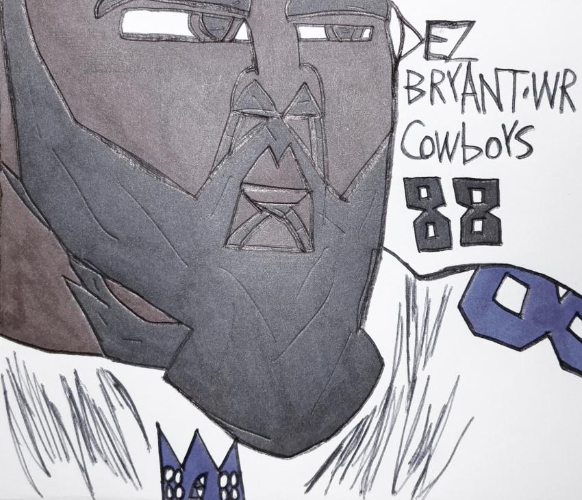 Dez Bryant por armattock